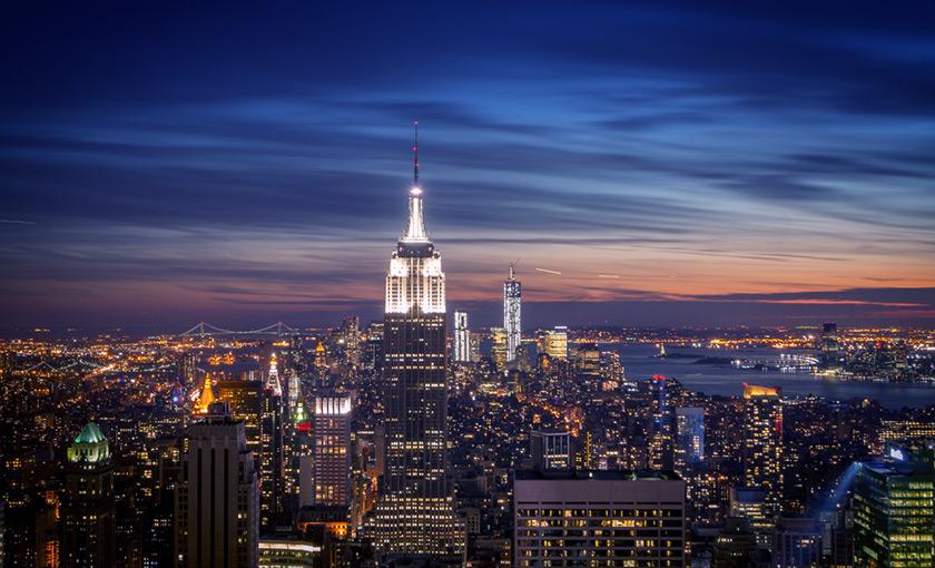 Empire State Binası, New York