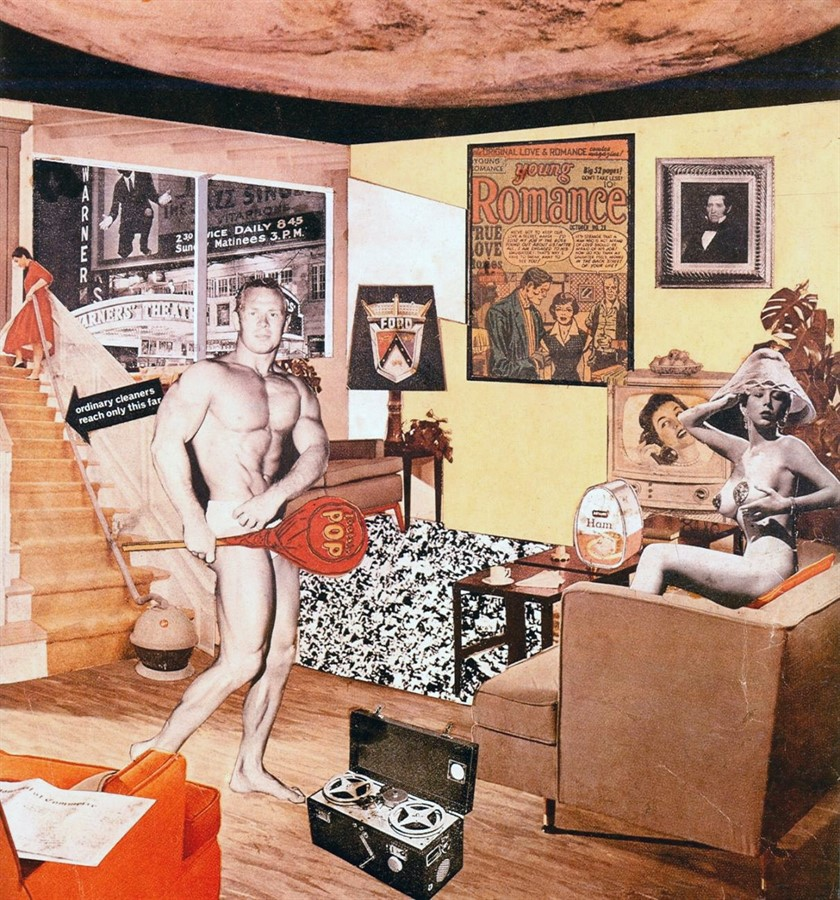 Richard Hamilton - Just What Is It that Makes Today s Home So Different and So Appealing?