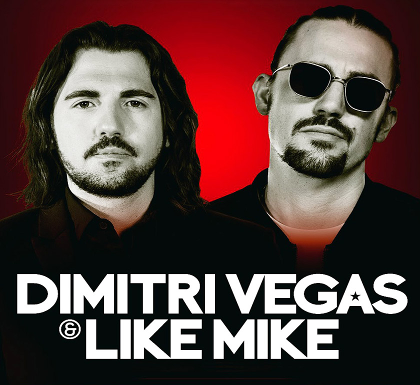 Smash The House - Dimitri Vegas & Like Mike