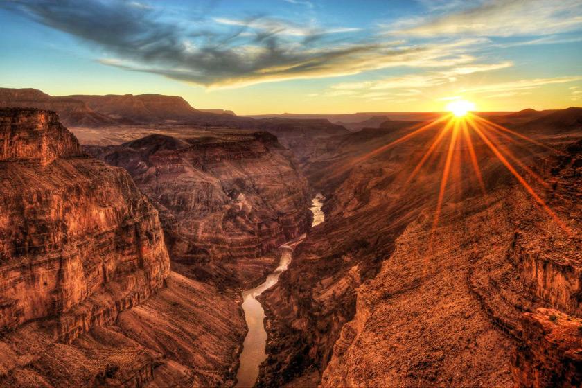 Büyük Kanyon, Arizona