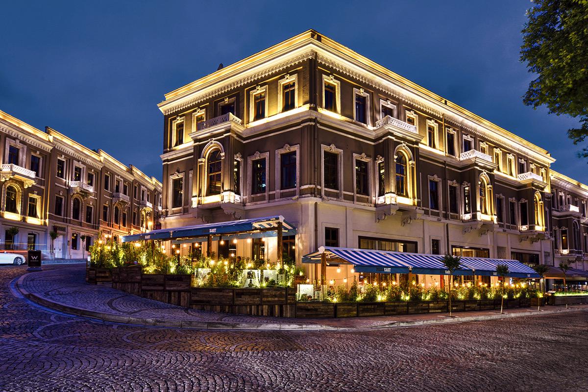 W hotel stanbul da ehrin ritmini yakalay n brandlife for Educa suites istanbul