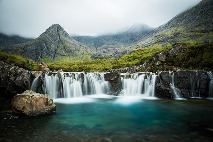 Fairy Pools - İskoçya