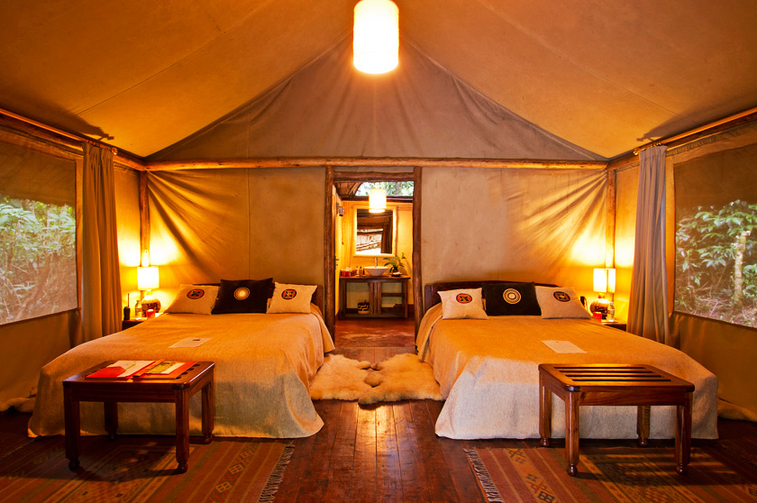 Sanctuary Gorilla Lodge