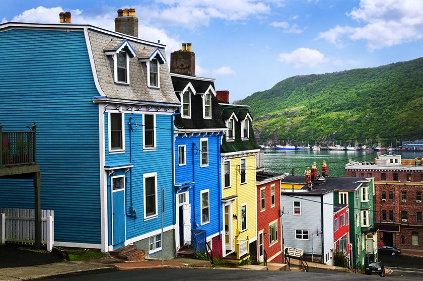 St. John's, Newfoundland - Kanada
