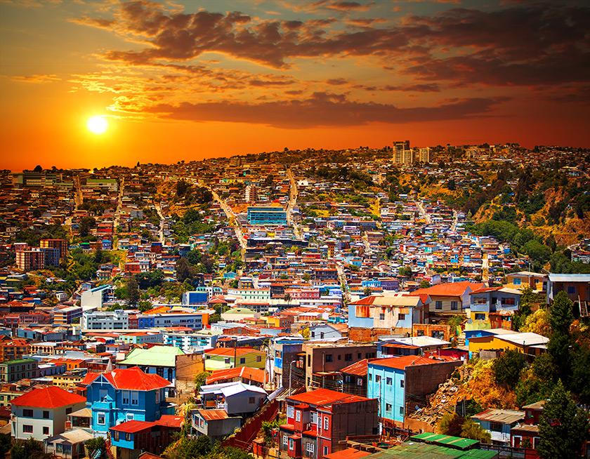 Valparaíso - Şili