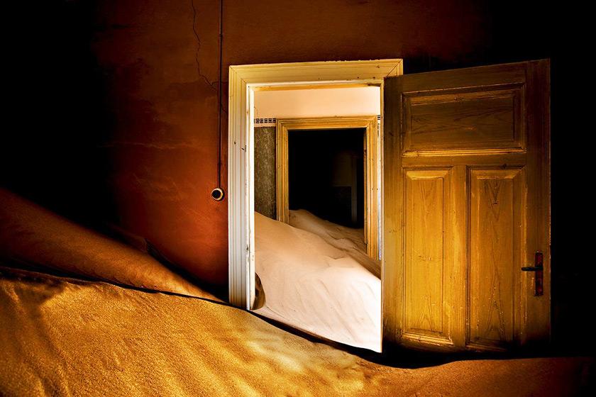Kolmanskop, Afrika