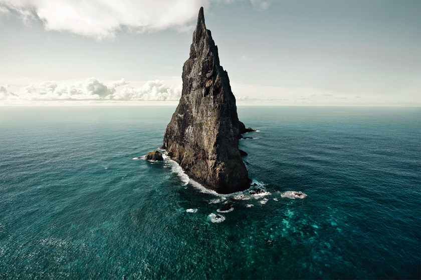 Ball s Piramidi, Avustralya
