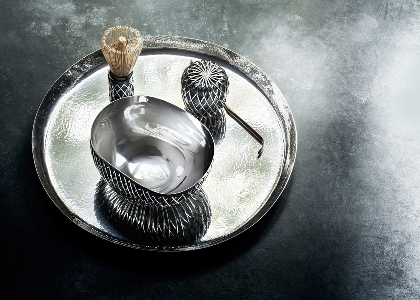 Kengo Kuma Tasarımı Çay Seti