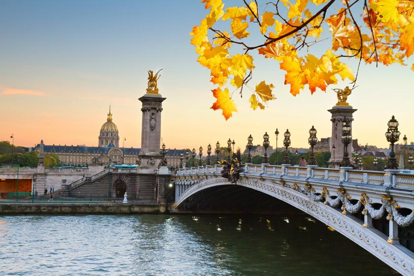 III. Alexandre Köprüsü - Paris