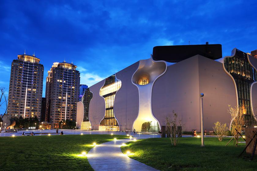 Taichung Metropolitan Opera House