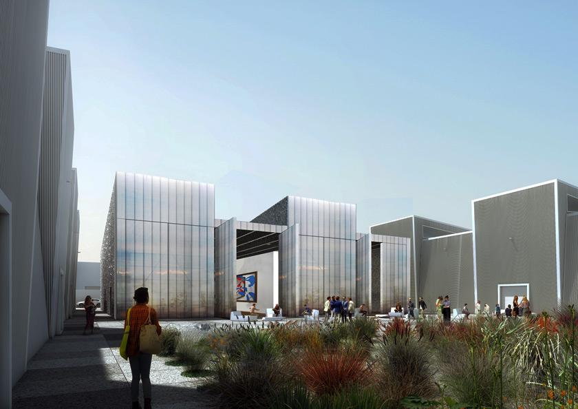 Concrete - Dubai Arserkal Avenue