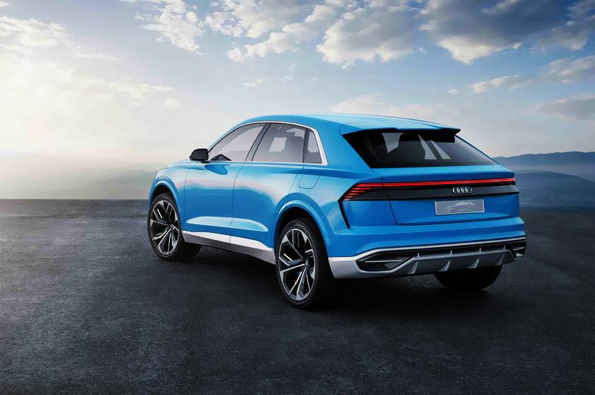 Audi Q8 Konsept