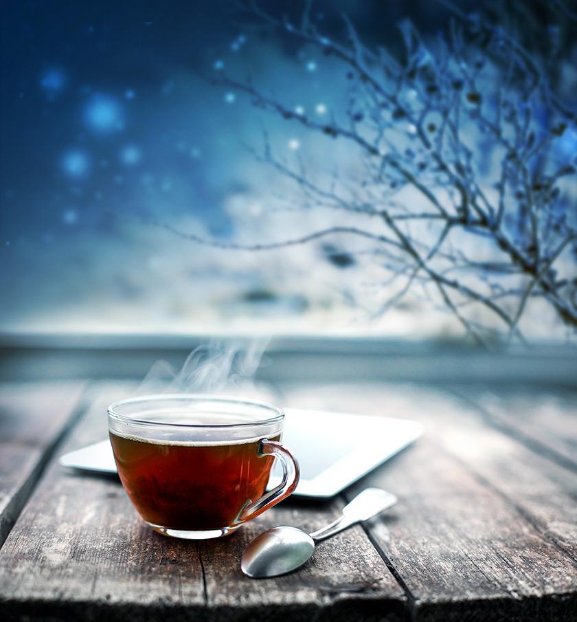 Cascara - Kahve Çayı