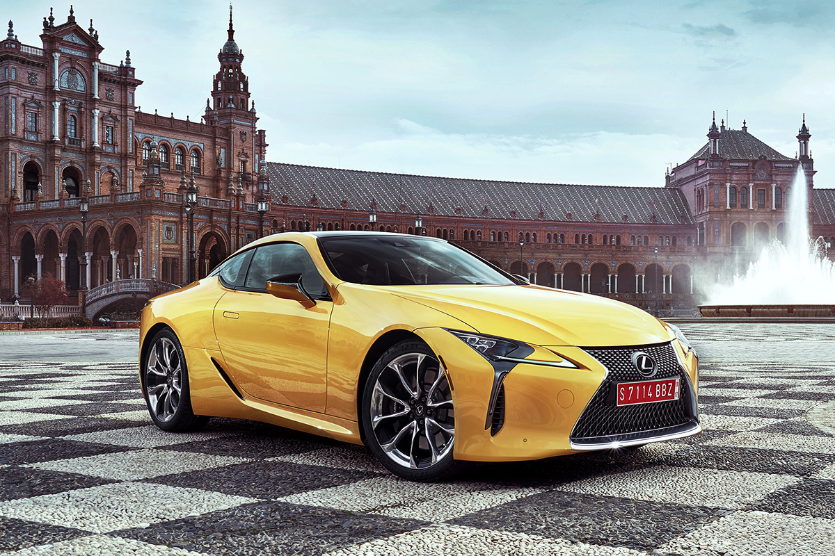 2018 Lexus Lf-Lc - New Car Release Date and Review 2018 ...