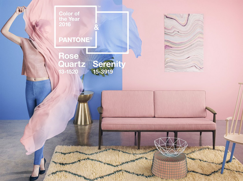 Pantone 2016 Renkleri