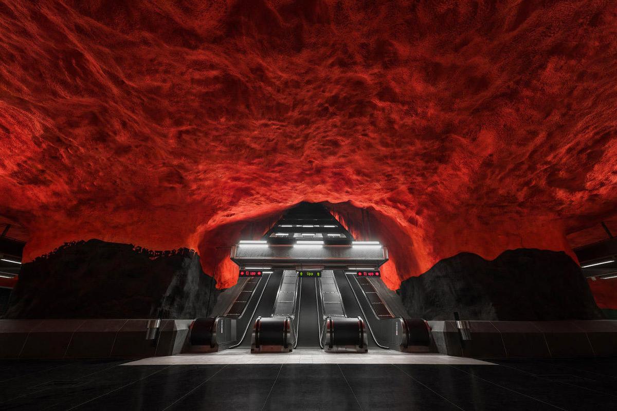 Stockholm Metrosu