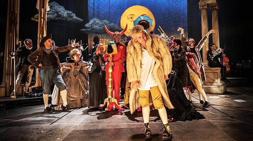Oyun Salonu: National Theatre Live ile Amadeus