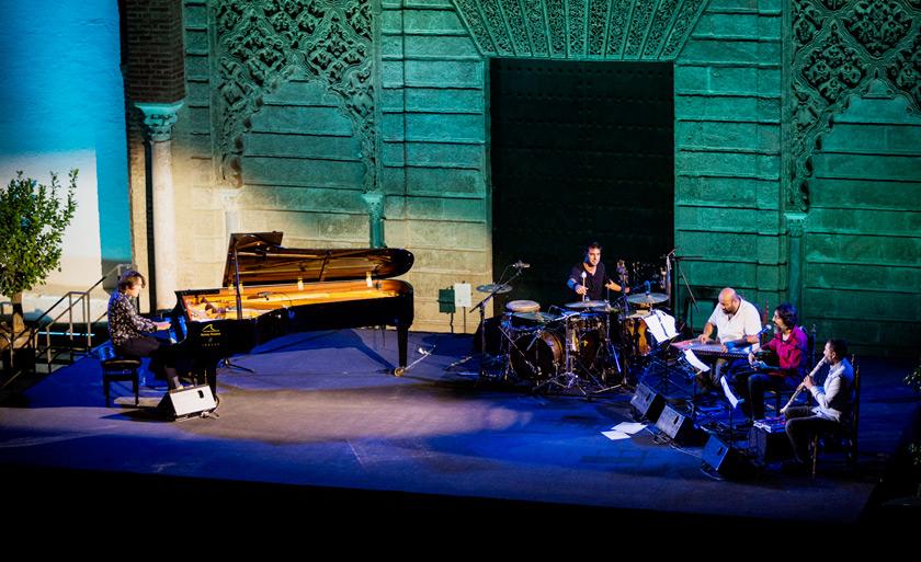 "Dorantes & Taksim Trio: ""Gypsies of Mediterannean"""