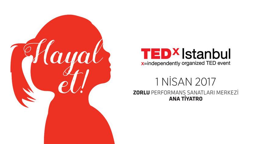 "TEDxIstanbul ""Hayal Et"""