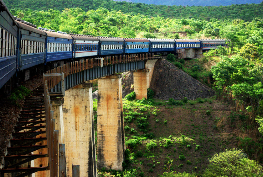Tanzania-Zambia Railway (Tazara)