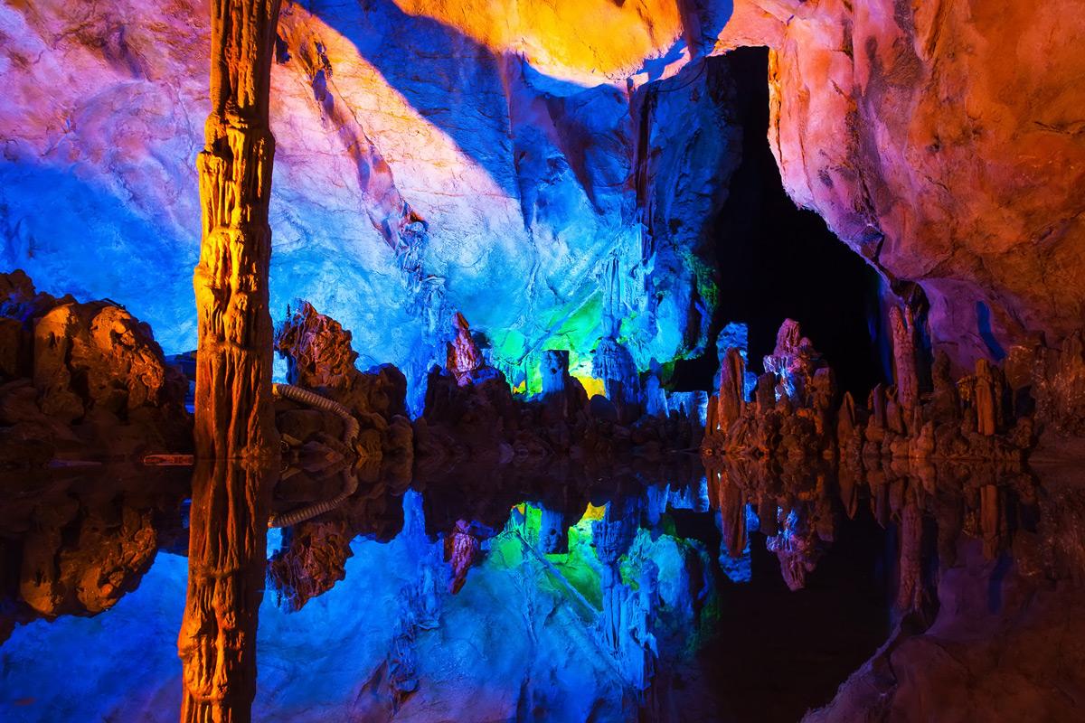 Reed Flute Mağarası