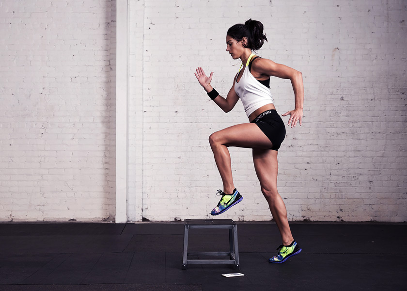 Nike + Training Club