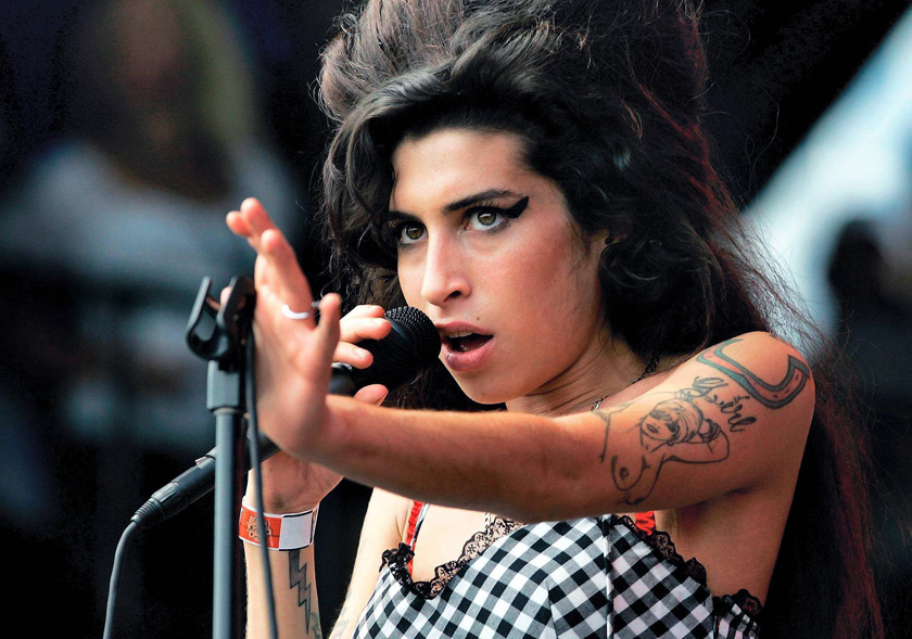 My Winehouse : A Tribute to Amy Winehouse