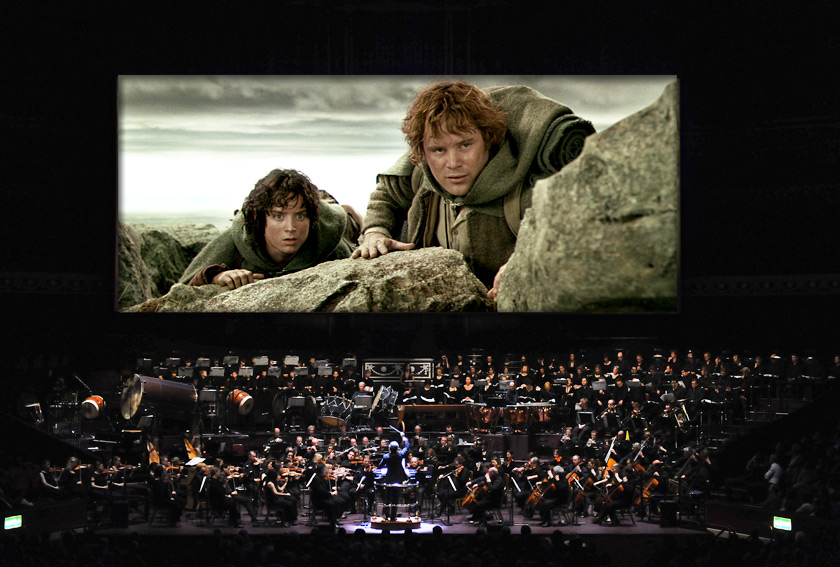 Movies In Concert: The Lord Of The Rings in Concert - The Two Towers