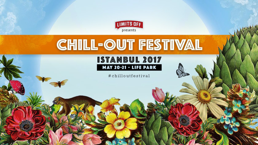 Chill-Out Festival İstanbul 2017