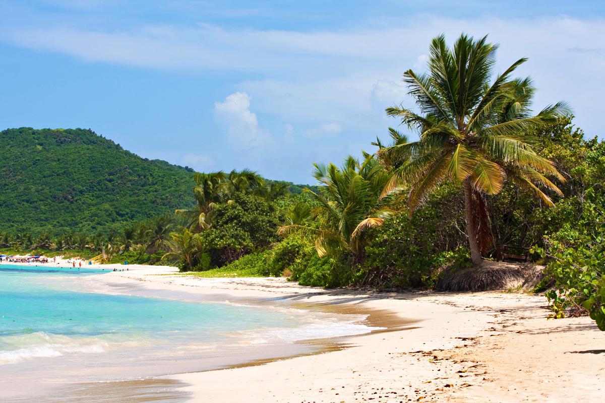Flamenco Beach - Porto Riko