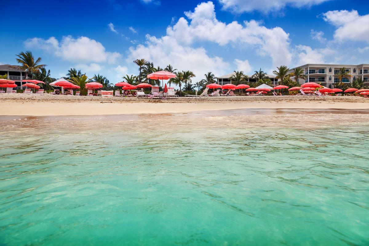 Grace Bay - Turks and Caicos Adaları
