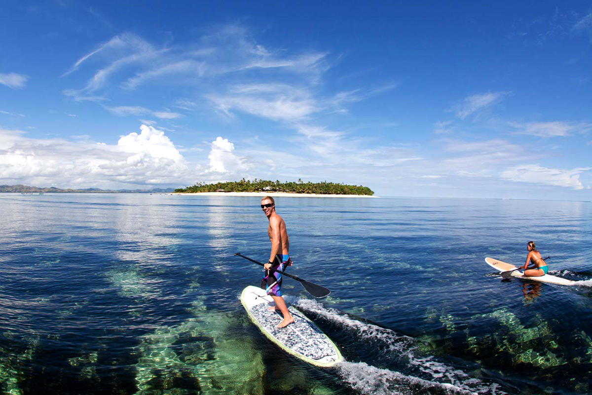 Tavarua Adası - Fiji