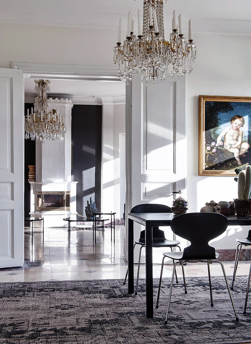 Ev Dekorasyonunda Fransız Tarzı